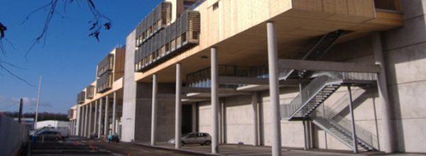 Visite de Triselec pour le Collège Alphonse Daudet à Halluin