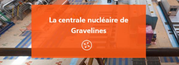 06 Février 2018 – Les élèves du Lycée Professionnel Pierre de COUBERTIN à la découverte de la Centrale de Gravelines EDF