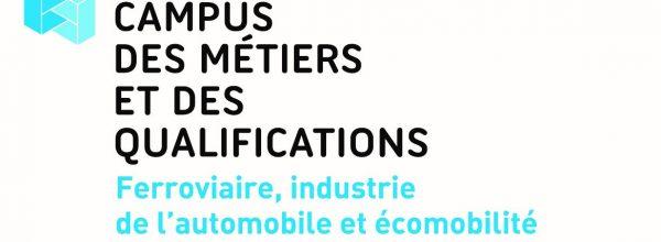 """Formation """"découverte des métiers des secteurs du ferroviaire, de l'industrie automobile et de l'écomobilité"""" !"""