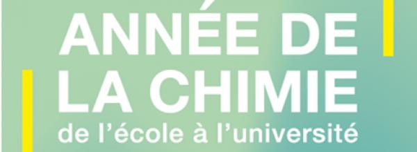 C'est l'année de la Chimie !