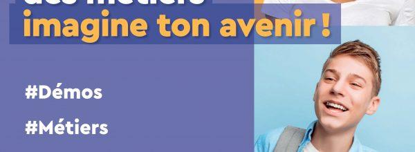 16 mai 2019 – Salon Jeunes d'Avenir spécial collégiens-lycéens !