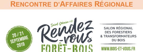 20 septembre 2019 à Saint-Gobain c'est le rendez-vous Forêt Bois !
