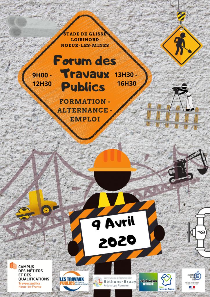 09.04.20 RDV au Forum des Travaux Publics